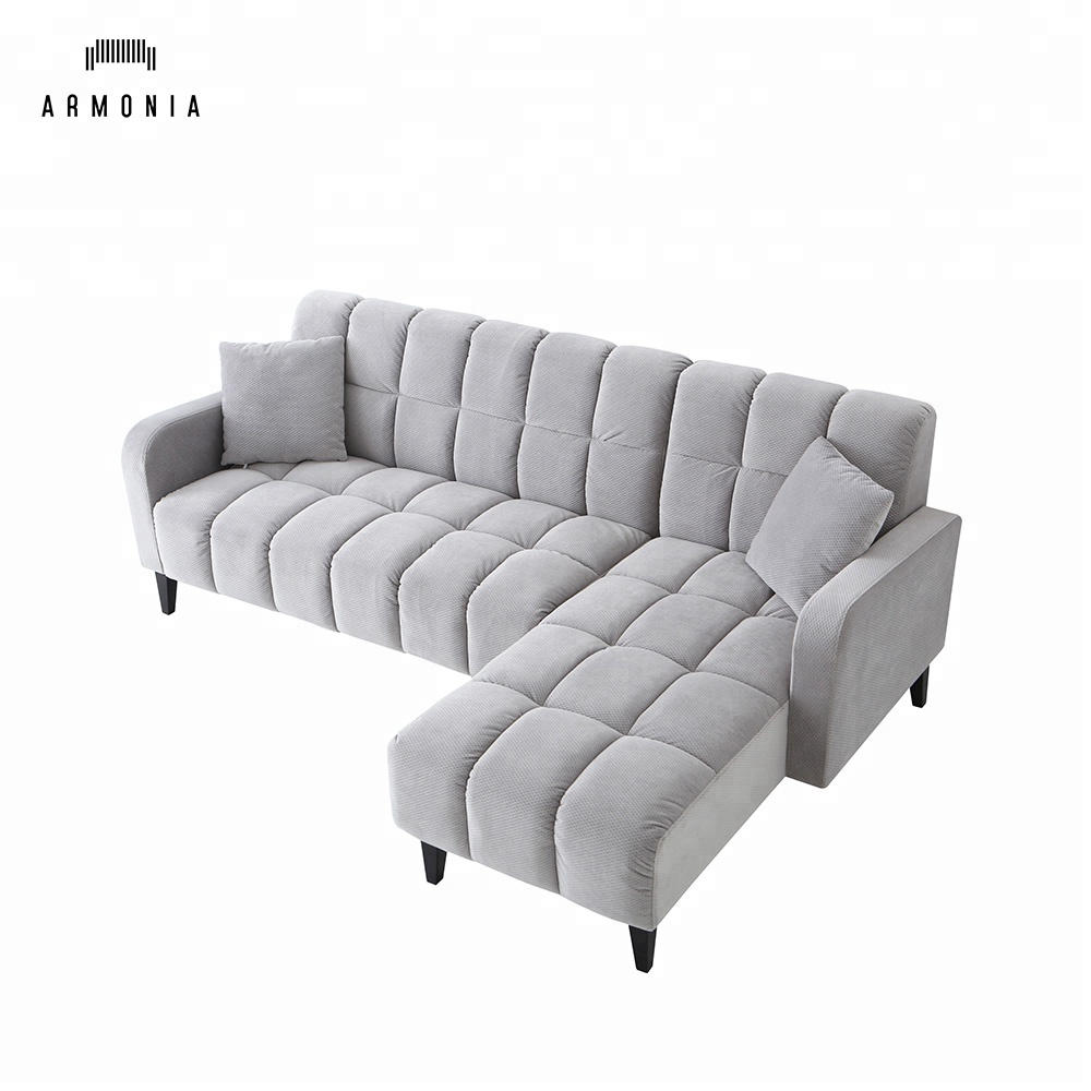 L Sofa Cheap Modern Grey L Shaped Sectional Sofa Buy Sectional Sofa L Shaped Sectional Sofas Modern L Shaped Sectional Sofa Product On Alibaba