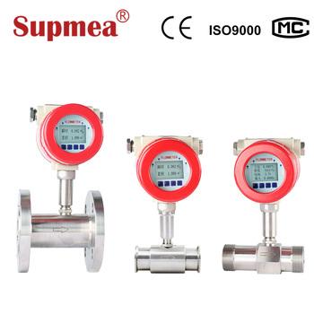 Bottom Price Best Selling Turbine Flow Meter Application Of Measuring Gas -  Buy Turbine Meters For Gas,Turbine Flow Meter Application,Turbine Flow