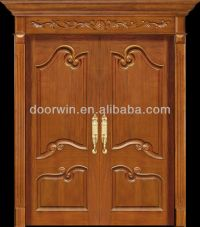 Latest Modern Teak Wood Main Door Designs - Buy Wood Door ...