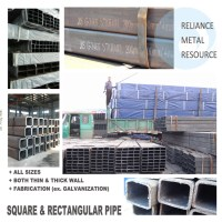 Square And Rectangular Hollow Section Steel Pipe - Buy ...