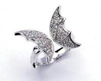 Modern Design 925 Silver Platinum Ring Price - Buy 925 ...