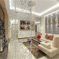 Decorative Acrylic Resin Clear Plastic Wall Panels