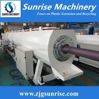 20-110mm Upvc / Pvc Pipe Production Line - Buy Pvc Pipe ...