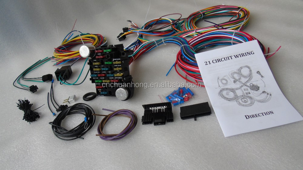Tiburon 97 Engine Wire Harness 18l Auto/tran Used Fuse Wiring