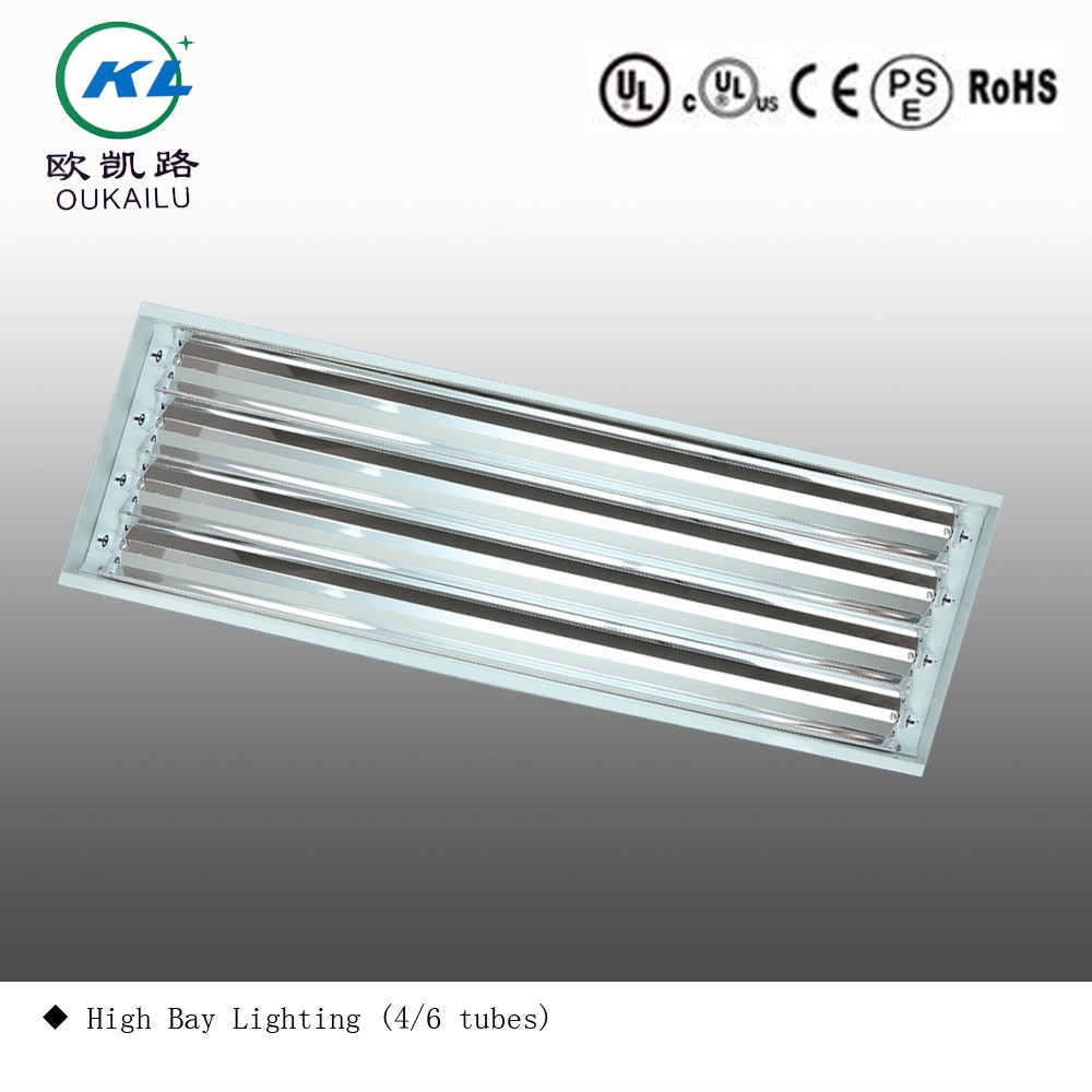 Luminaire Lighting 4 Fluorescent Luminaire Led High Bay Lighting Fixture 4 Tubes 1200mm High Bay Lighting Enclosed Luminaire Led Lighting Panel Buy 1200mm High Bay