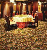 Printed Carpet Tile / Banquet Hall Carpet / Ballroom ...