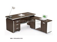L-shape Office Table Manager Office Table Design Office ...