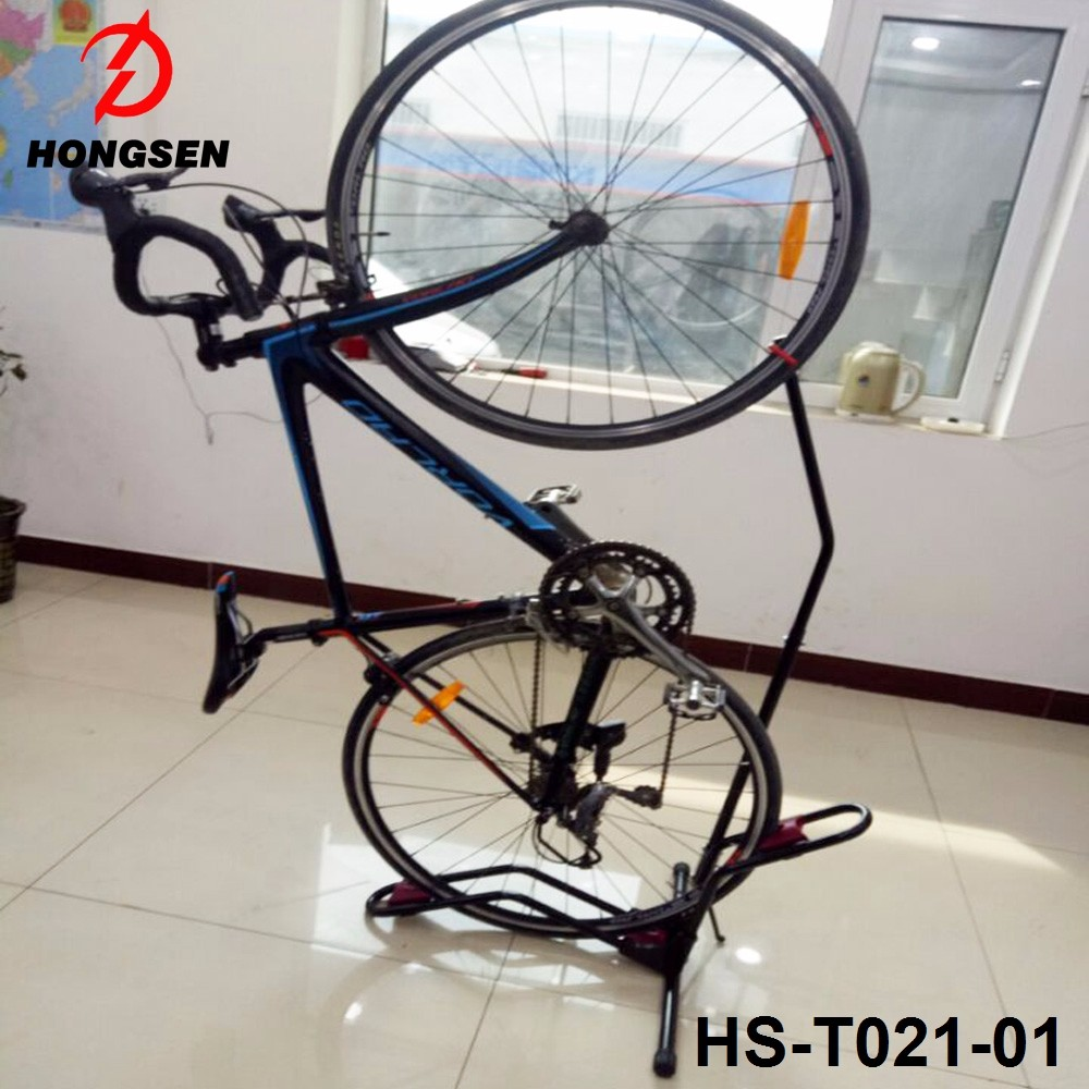 Bike Rack For The Garage Bike Accessories Steel Vertical Bike Rack Garage Storage Bike Stand From China Supplier View Bicycle Stand Hongsen Product Details From Teraysun