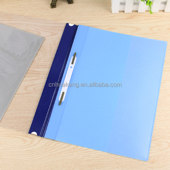 2 Hole Ring Binder File Folder A4 Size File Folder With Flap - Buy