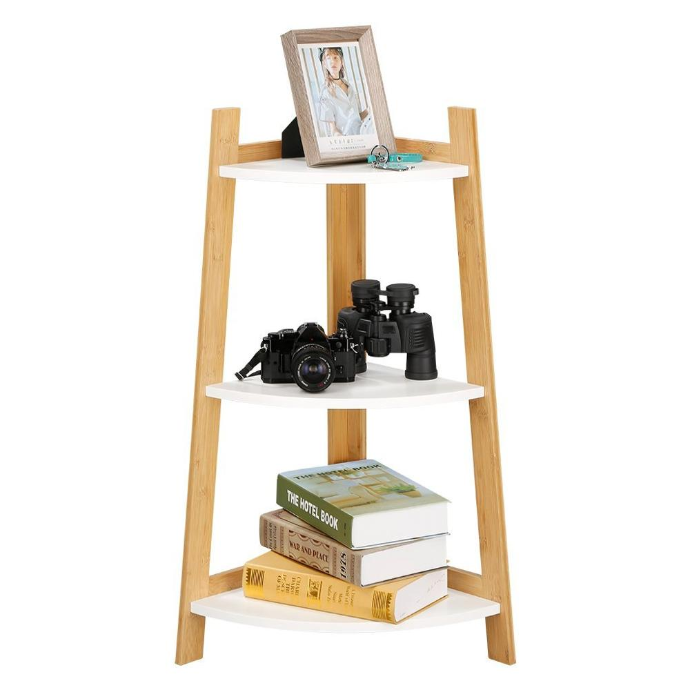 Eckregal Bambus Bad Bambus Mehrzweck Freistehende Lagerregal 3 Tier Eckregal Ecke Bücherregal Bad Dusche Regale Buy Freistehende Bücherregal 3 Tier Eckregal Bad