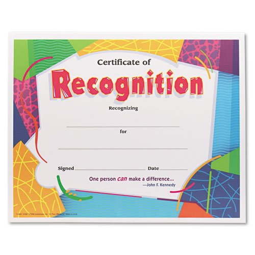 Cheap Certificate Recognition Template, find Certificate Recognition