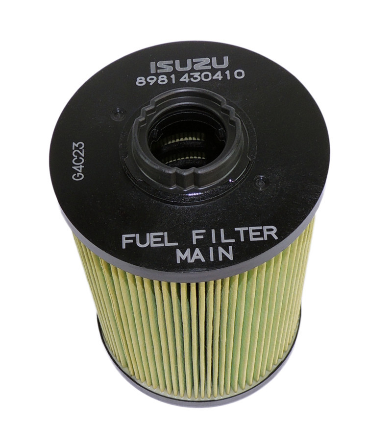 Isuzu Fuel Filter Wiring Diagrams