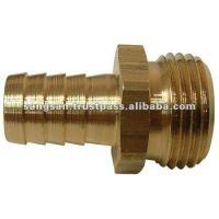 Brass Hose Nipple - Buy Brass Sanitary Fitting,Flexible ...