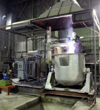 Direct-current Electric Arc Furnace Submerged Arc Melting ...