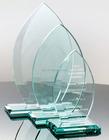 glass trophy for Sports&Entertainment reward,glass award