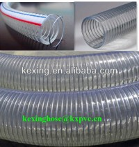 Hydraulic Hose / Suction Hose / Pvc Steel Wire Hose - Buy ...