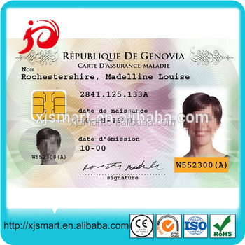 Smart Em Rfid Id Thin Time Free Sample Employee Attendance Card For