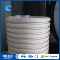 3 4 6 Inch Pvc Corrugated Sewer Drain Pipe - Buy Pvc Sewer ...