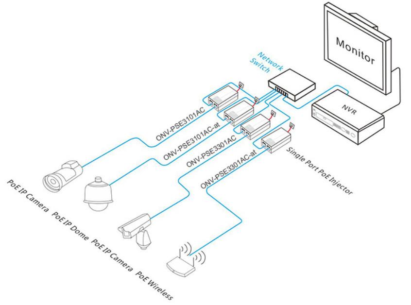 passive poe wiring diagram