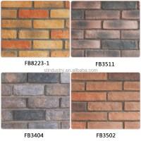 Artificial Stone Wall Panel Imitation Brick Exterior Wall ...