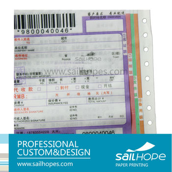 Shipment Air Waybill Form,Continuous Form Printing - Buy Continuous - air waybill template