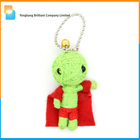 wholesale doll keychain&New Style cheap magic wish voodoo dolls