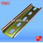 din rail 1 2 slotted standards