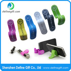 silicone magnet clip, silicone magnetic mobile phone holder