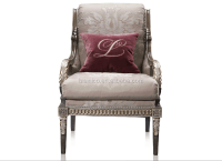 Louis XVI Luxury Solid Wood Dining Chair, View luxury ...