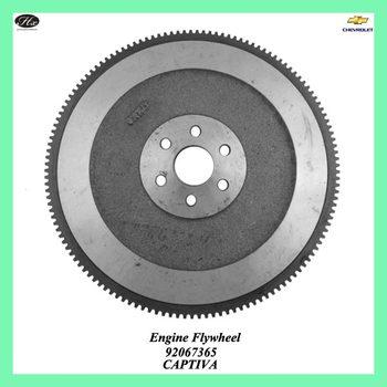 Auto Engine Flywheel For Chevrolet Captiva 92067365 - Buy Engine