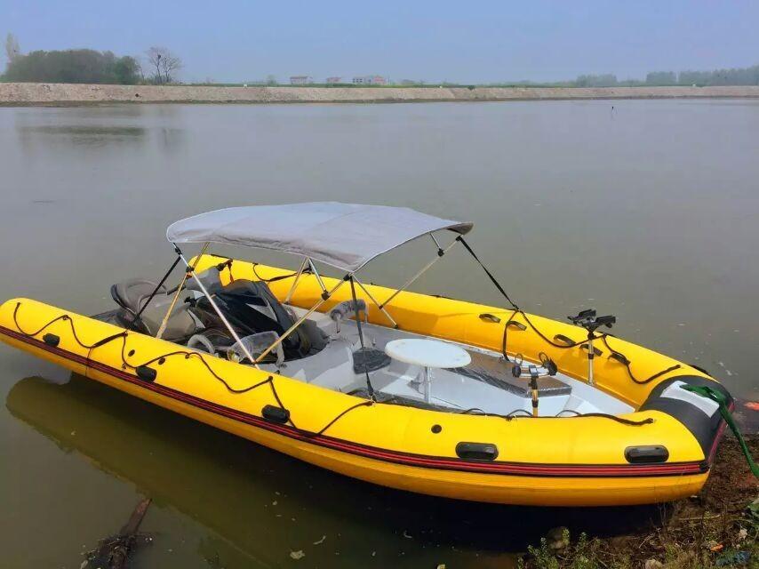 Sanj 6m Waverunner Pwc Jet Ski Waveboat Inflatable Rib Jet