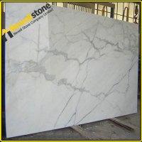 Italy White Marble Bianco Carrara Gioia Venatino,Prefab ...