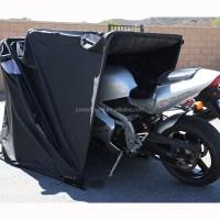 Medium Lagerschuppen Freien Garage Bike Motorrad shelter ...