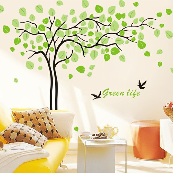tree birds wall stickers home decoration modern buy home decoration wall decoration sticker wall decals wall stickers buy wall stickers