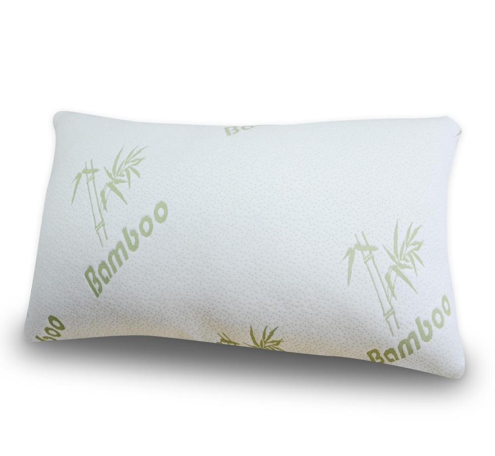 Aloe Vera Bamboo Cover Shredded Memory Foam Pillow
