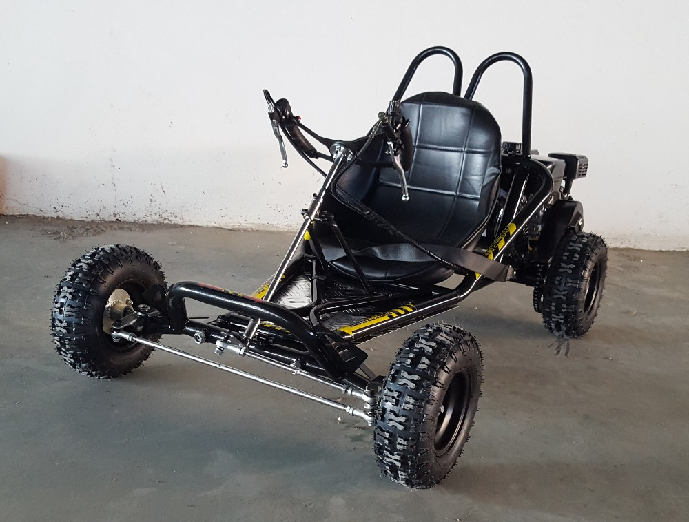 Buggy Kid Video Mini Gas Go Kart Buggy View Gas Powered Go Karts Sz