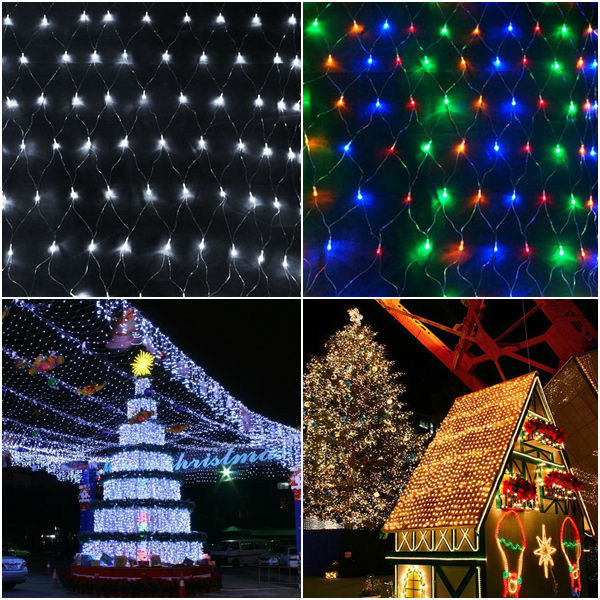 Led String Yellow Christmas Outdoor Remote Control Led String Lights - Buy