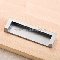 Furniture Concealed Cabinet Pulls,Recessed Flush Handles ...