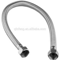 Hot Water Hose Pipe,201 Or 304 Stainless Steel Braided