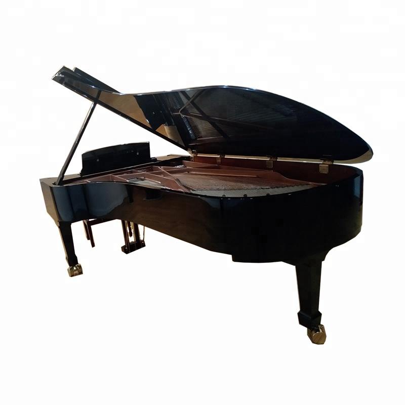 Shanghai Middleford Piano Factory 231cm Length Semi Concert Grand