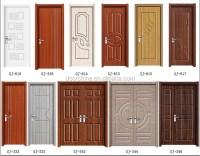 Turkish Wooden Diamond Glass Interior Doors Pvc Sample ...