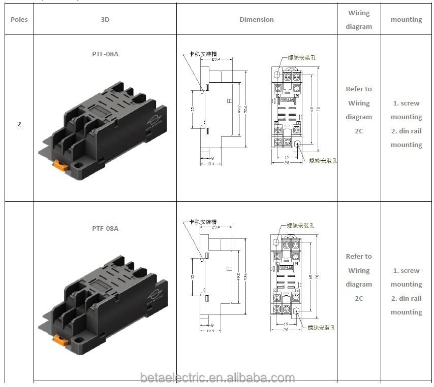 DOC ➤ Diagram Idec Dpdt Relay Wiring Diagram Ebook Schematic