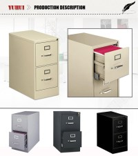 Black File Cabinet 2 Drawer Legal File Cabinet Used 2