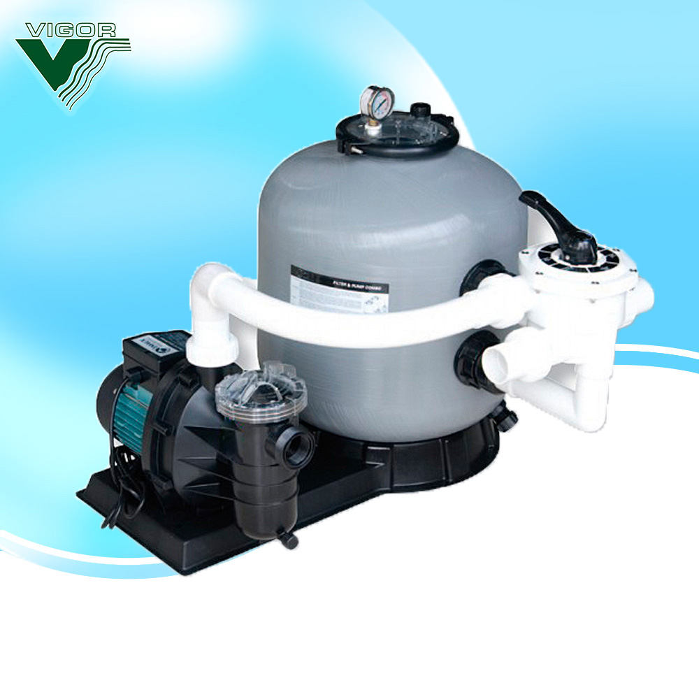 Filteranlage Pool 50m3 Swimming Pool Sand Filter Pump Sand Filter View Swimming Pool Sand Filter Pump Pikes Product Details From Guangzhou Vigor Health Equipment Co