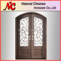 Wrought Iron Grill Door Design - Buy Wrought Iron Grill ...