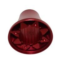 Customized Aluminum Outdoor Lamp Cover Aluminum Lamp Shade ...