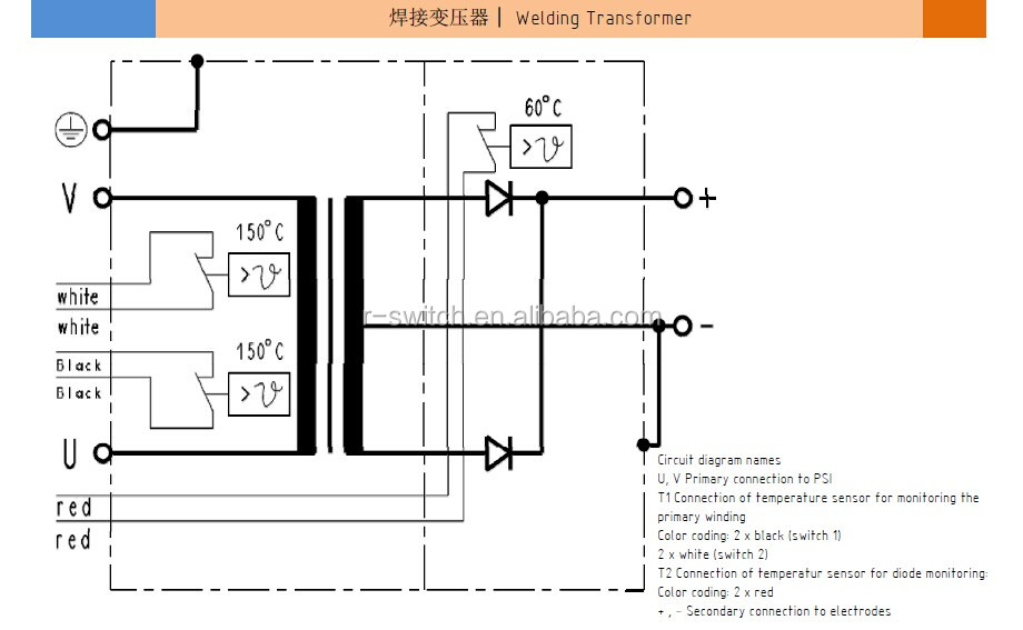 Mf Spot Welding Transformer - Buy Spot Welder Transformers Product
