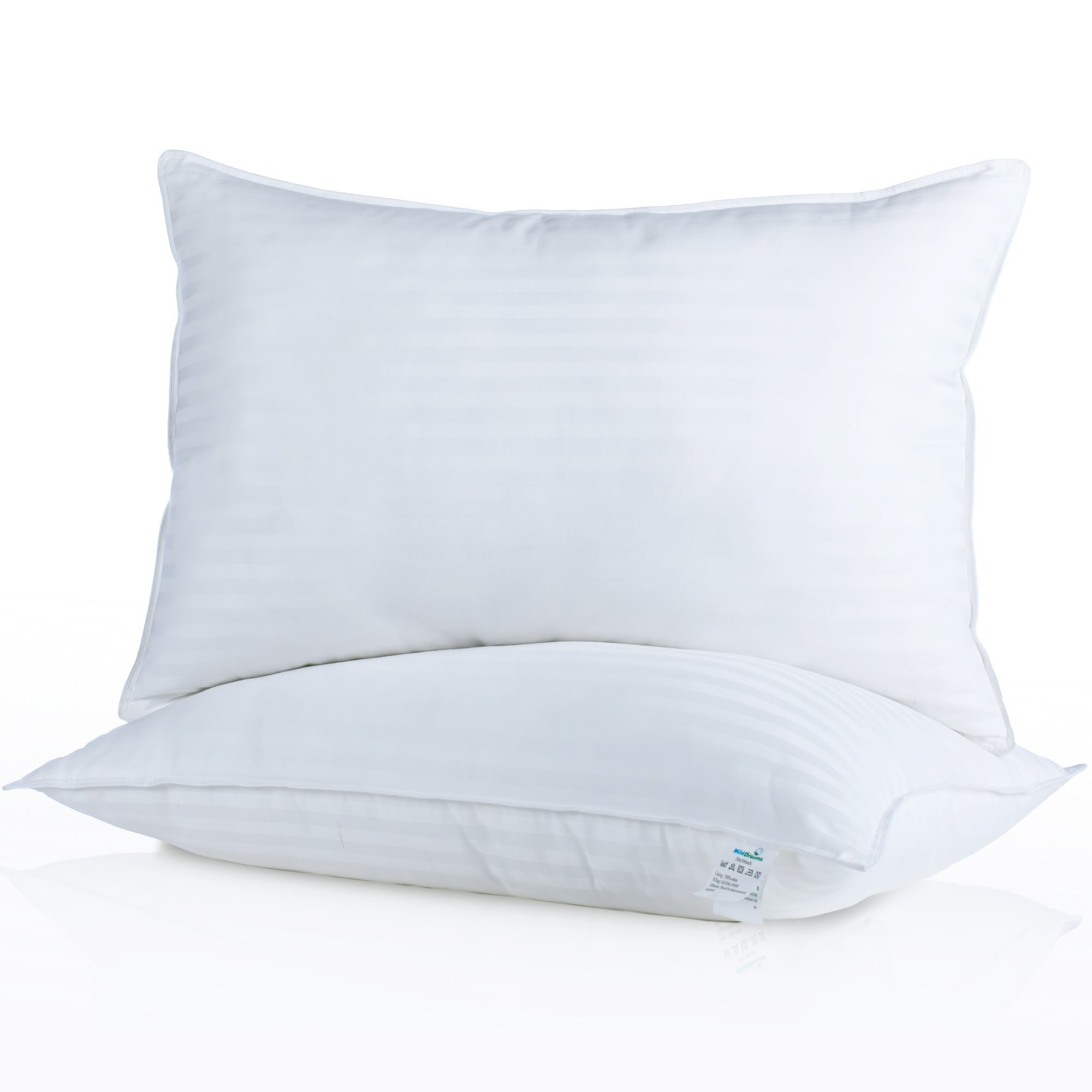 Standard Bed Pillows Cheap Standard Size Pillows Find Standard Size Pillows Deals On