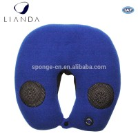 Neck Pillow With Speakers - Home Design
