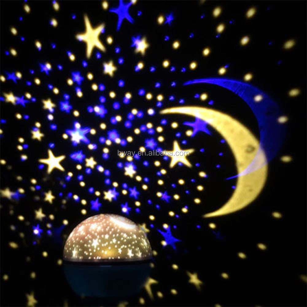 Light Projector Led Light Projector Bright Colours 360 Degree Moon Star Projection Night Light Kids Baby Bedroom And Nursery Great Gift Idea Buy Led Light